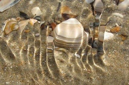Uitvergroot zand